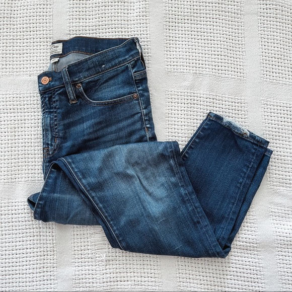 J. CREW | Lookout High Rise Skinny Jeans Sz 30